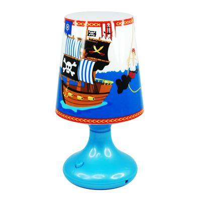 Pirate Adventure Colour Changing Lamp