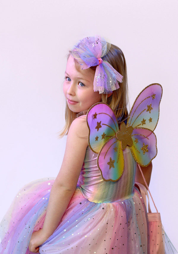Pastel Rainbow Star Wing - shop.pinkpoppy-usa.com