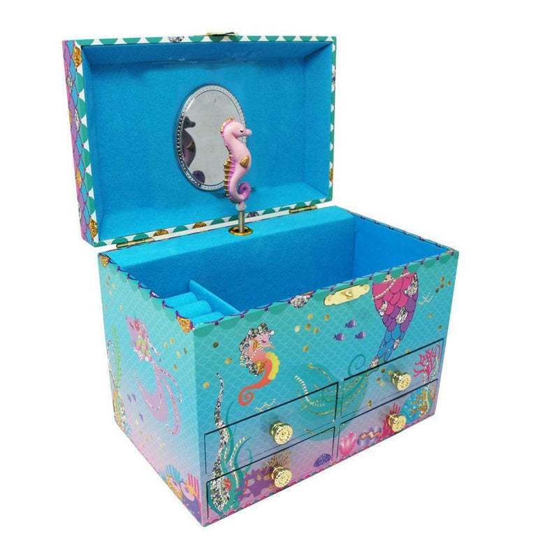 Under The Sea Medium Music Box
