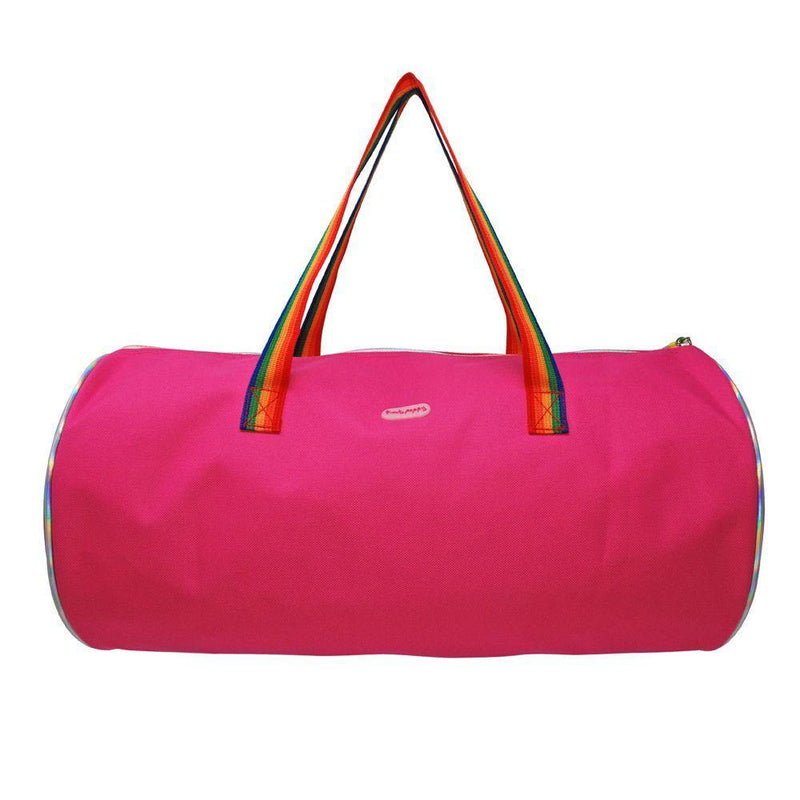 Rainbow Magic Overnight Bag-Hot Pink