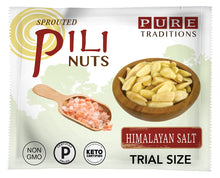 Load image into Gallery viewer, Sprouted Pili Nuts, Himalayan Salt