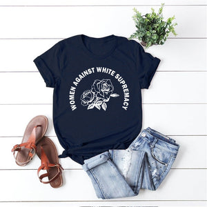 Women Against White Supremacy T-Shirt