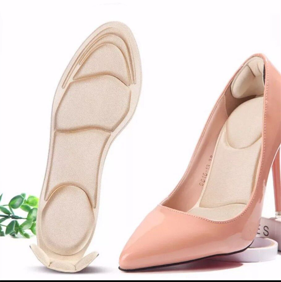 Universal Breathable Massage Heel Protection Insole