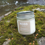 Bergamot & Teakwood Candle