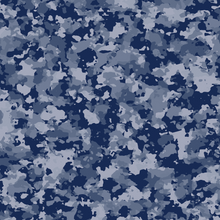 Load image into Gallery viewer, Rode Procaster -Blue Camo Design