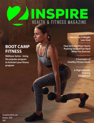 2Inspire January 2020 Cover