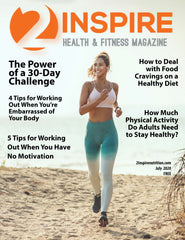 2Inspire July 2020 Cover