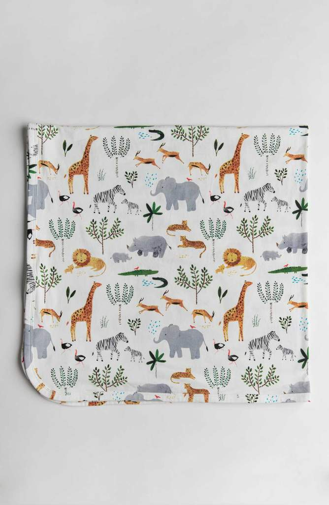 Safari Jungle Stretch Blanket