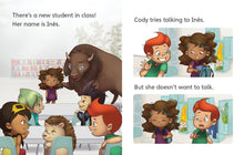 Load image into Gallery viewer, Empathy Book: The Peekapak Pals and the New Student