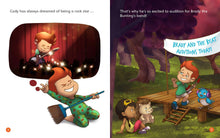 Load image into Gallery viewer, Perseverance Book: The Peekapak Pals and the Sound of Music