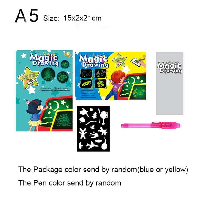 Magic Drawing Pad Light