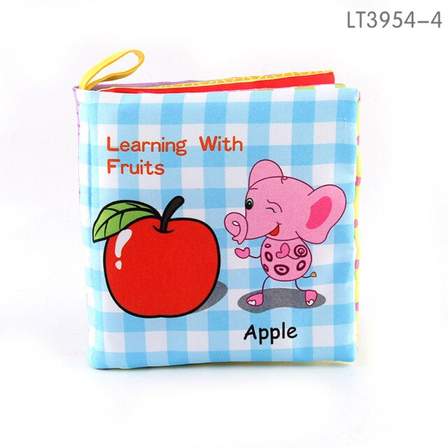 Early Education Cloth Book