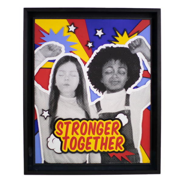 Puzzle Stronger Together