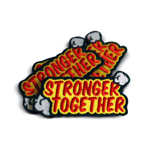 Patch Stronger Together