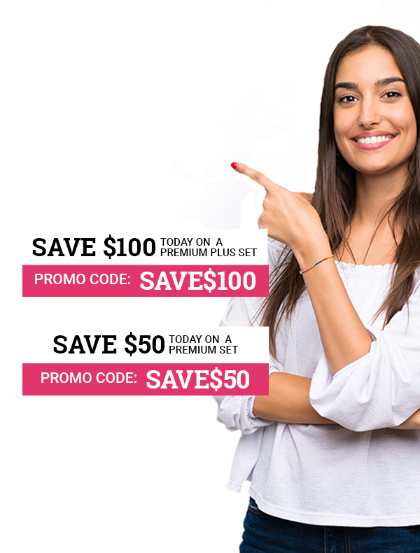 Don't forget your promo codes!
