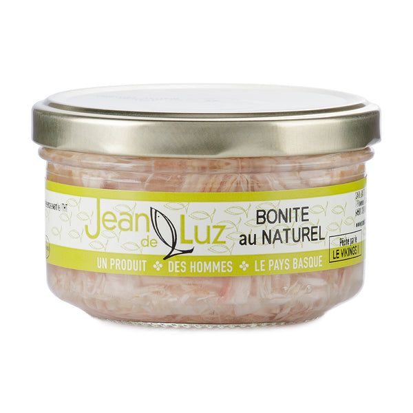 Filet de bonite au naturel - 140gr