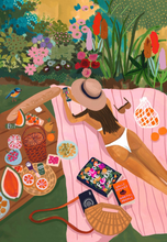 Load image into Gallery viewer, Sunbathers by Rhi James