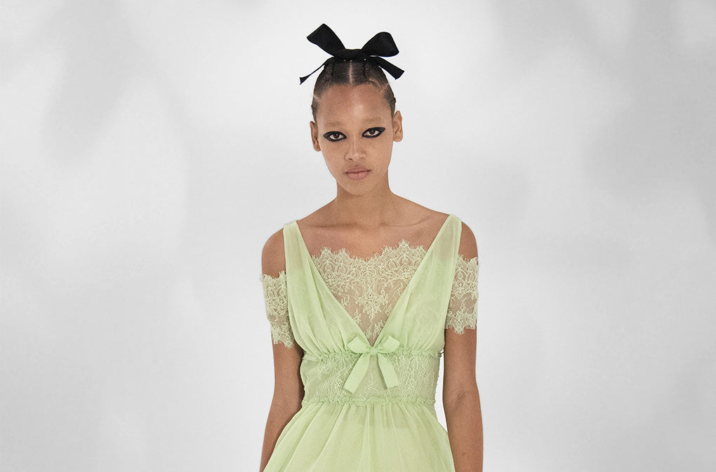 Giambattisa Valli SS21, Courtesy of Giambattisa Valli