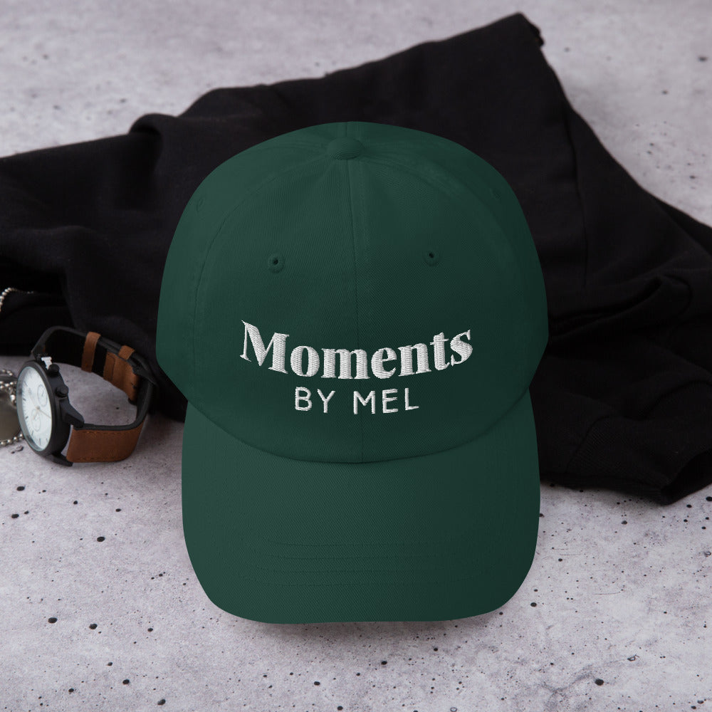 Moments by Mel Dad Hat