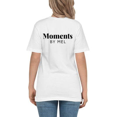 White Moments by Mel Pocket T
