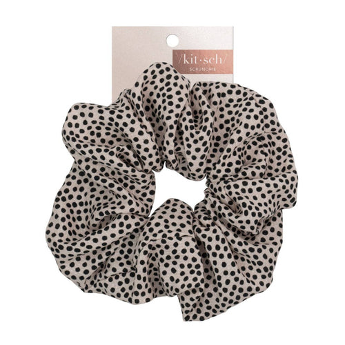 Dotted Brunch Scrunchie