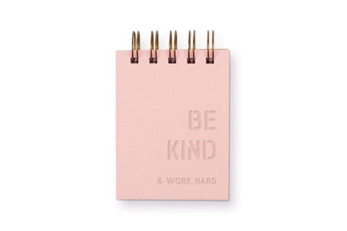 Be Kind Mini Jotter Notebook
