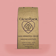 Load image into Gallery viewer, Ceremonial Cacao Paste - 500g block