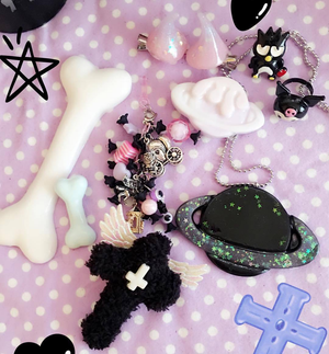 Halloween 2020 Kittywood Lucky Pack Creepy Cute Pastel Goth