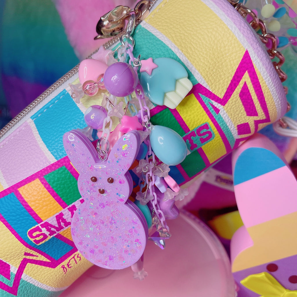 Mini Peep Junk Drawer Charm