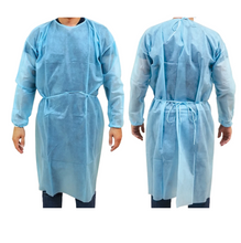 Load image into Gallery viewer, Disposable CPE Gowns - Level 1(Pack of 10)