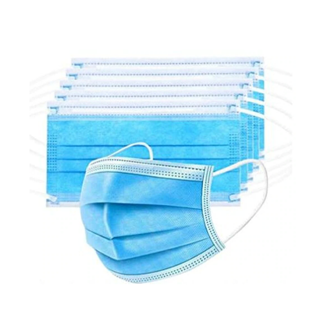 10 Pack Surgical Mask with Ear Loop-Level 2 Protection