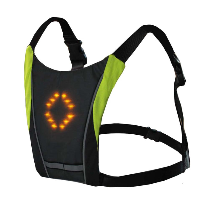 Cyclops™ LED Safety Vest With Wireless Control - Topsy Store