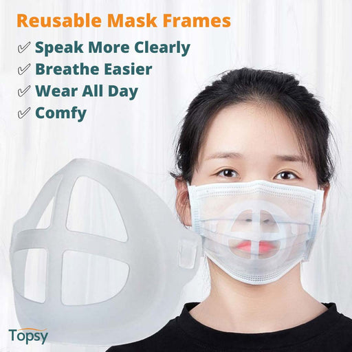 Reusable Breathing Frames - Topsy Store