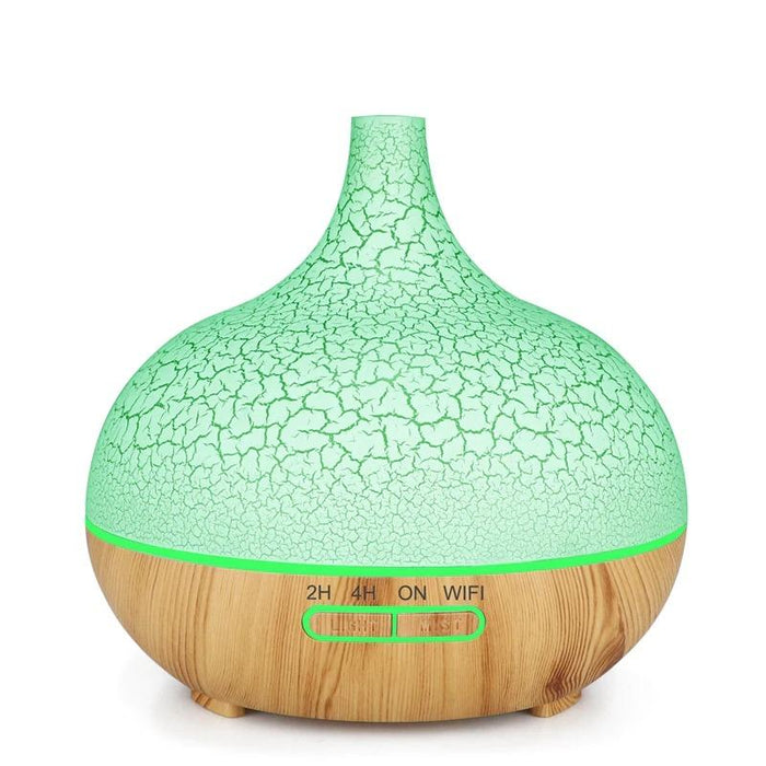 SMART Humidifier And Diffuser 400ml (Works with Alexa & Google) - Topsy Store
