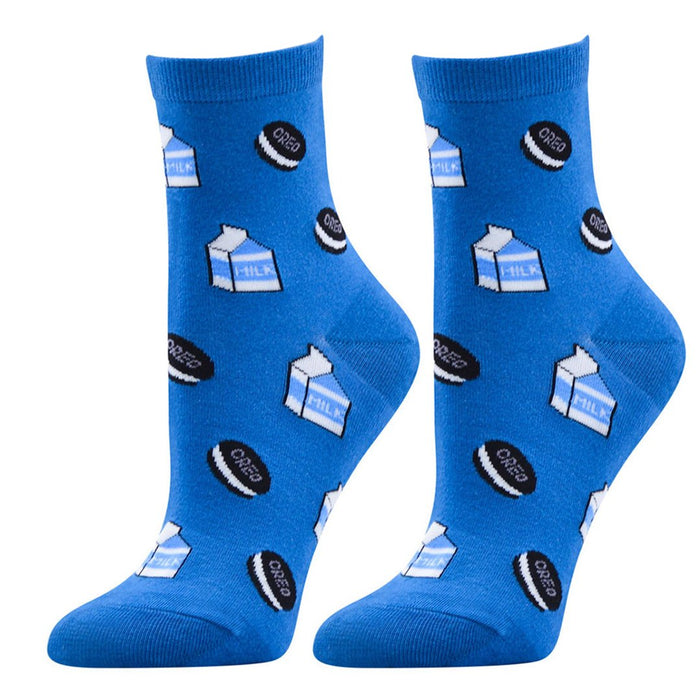 Cookies & Milk - UNISEX SOCKS