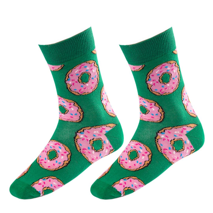 Glazed Donuts - UNISEX SOCKS