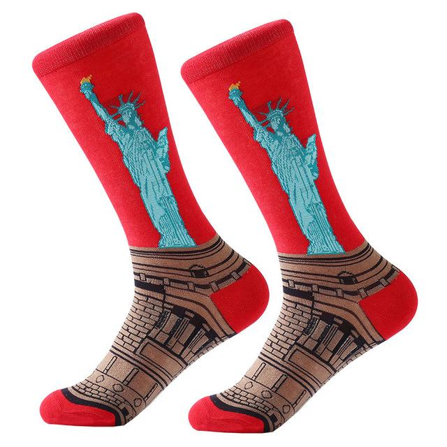 Statue Of Liberty - UNISEX SOCKS