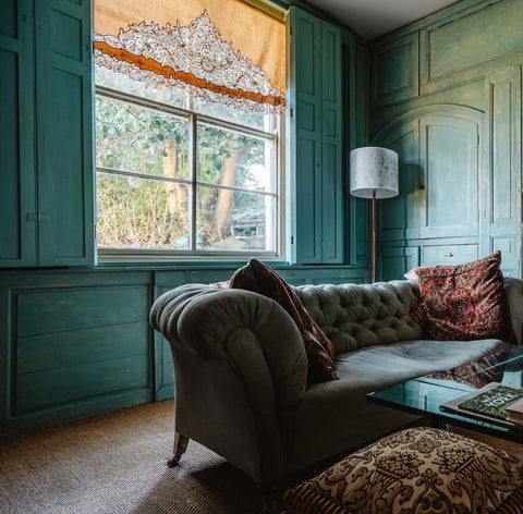 The French House - Living room