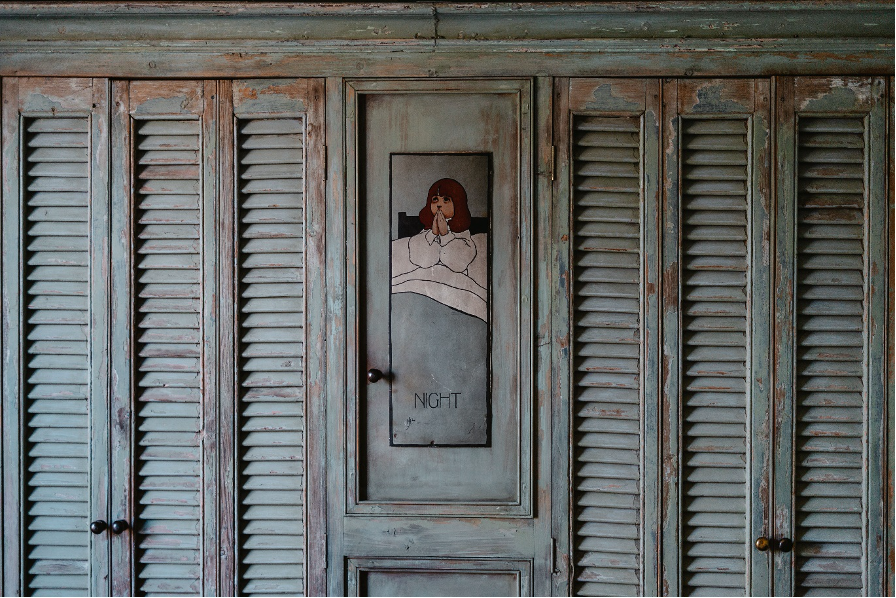 The French House - Panelling