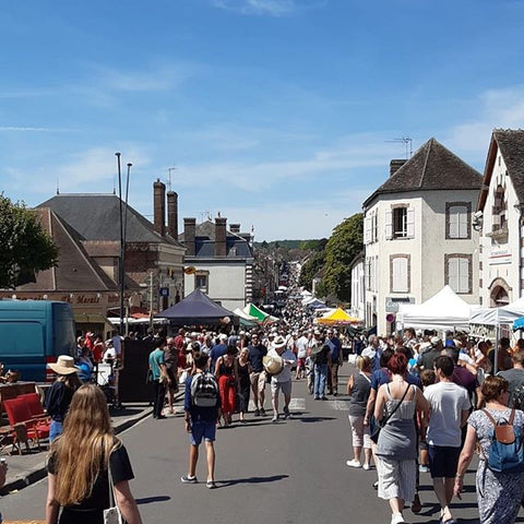 French village fair