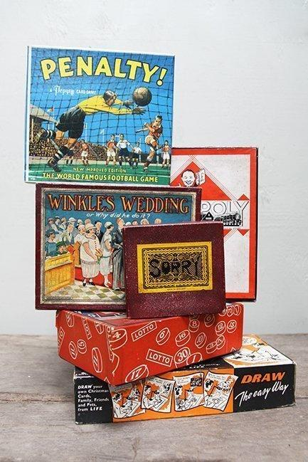 The French House - Board games