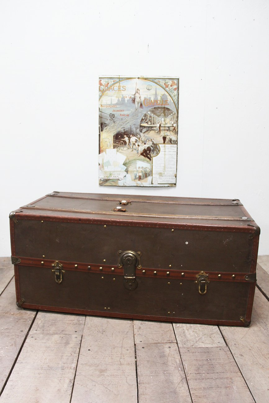 The French House - Travel trunk