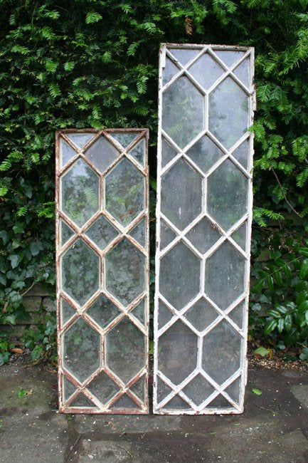 Cast iron windows (Reserved)