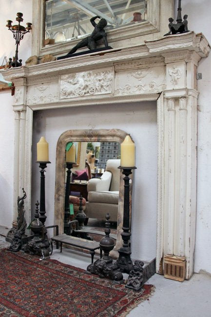 Late Georgian fire surround