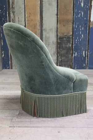 Circa 1900 fireside chair