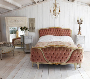 Louis XV double bed