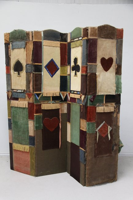 Patchwork screen