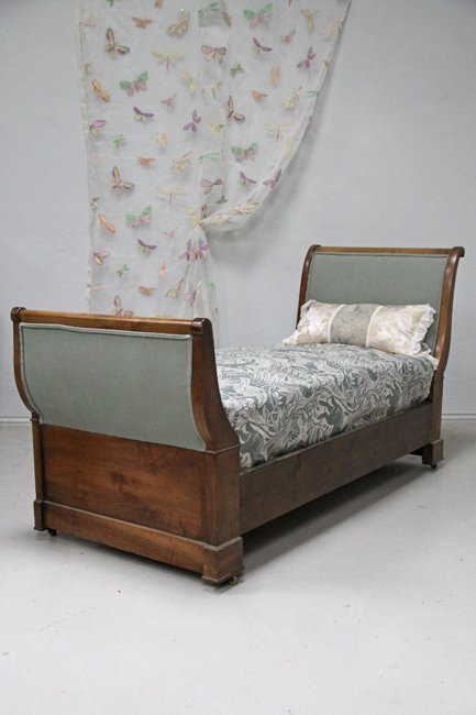 Child's lit bateau/day bed