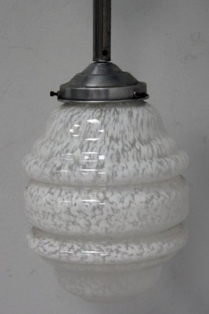 Mid 20th century pendant light