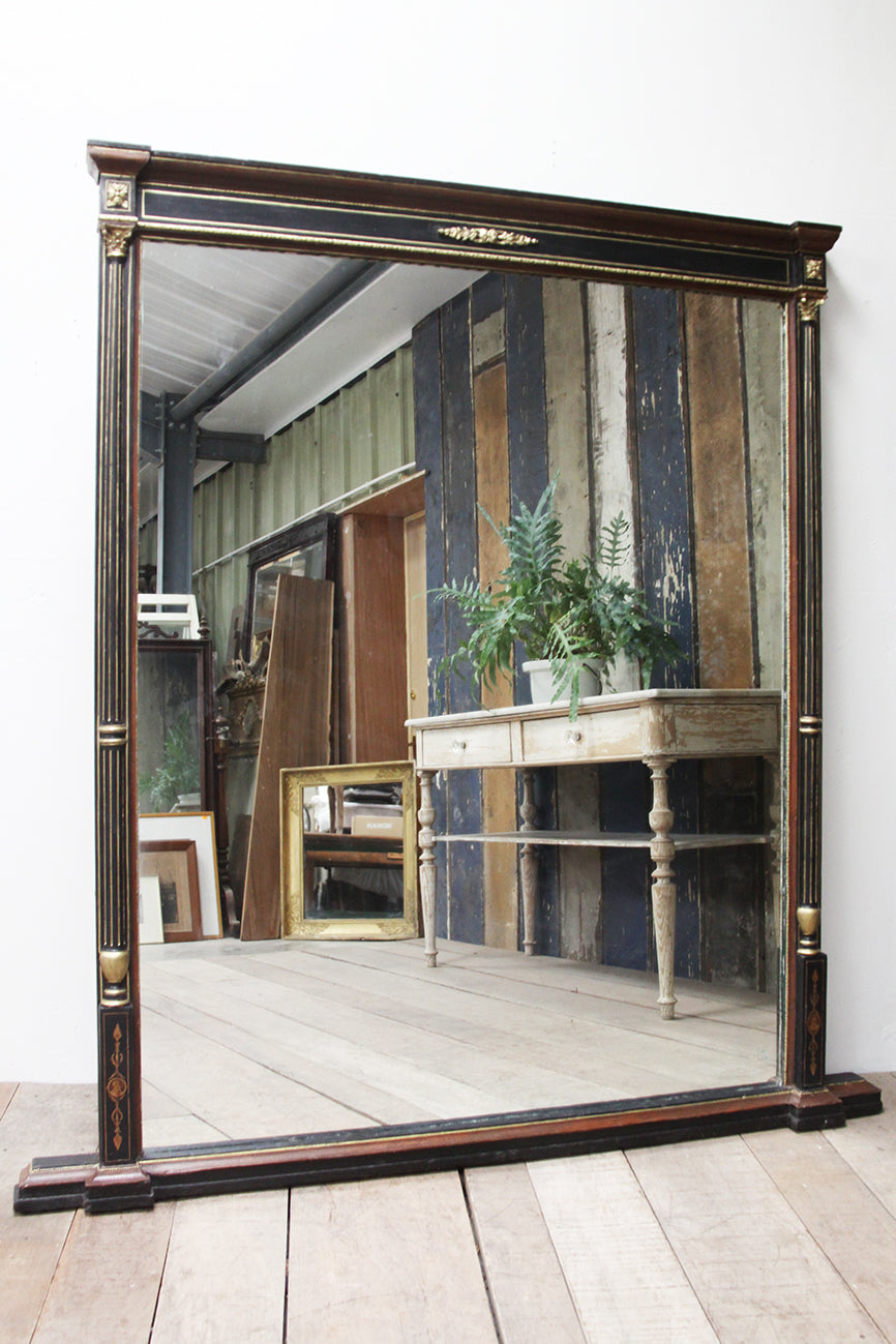 Large early 19th.C. mirror